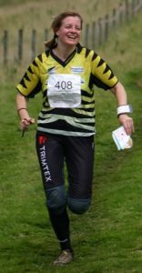 Pauline Tryner looking very photogenic on the run in on day 3 of Creoso 2012. By Ryan Wilson.